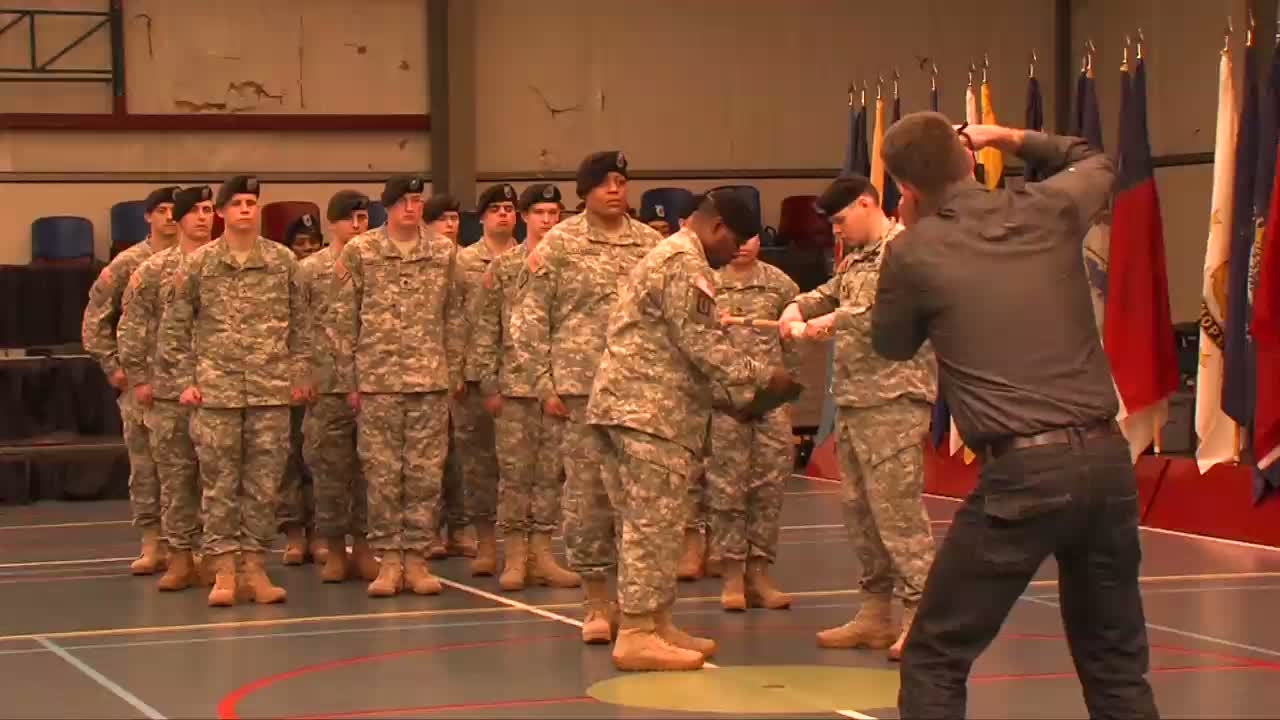 Army color casing ceremony script - Dvids Video Headquarter Detachment Schinnen Casing Of The Guidon And Re Designation Ceremony