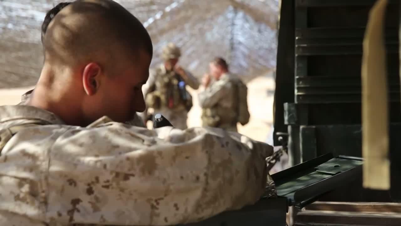 US Military News • U.S. Marines Fire Mortars • Camp Fuji, Japan, June 22-23, 2021