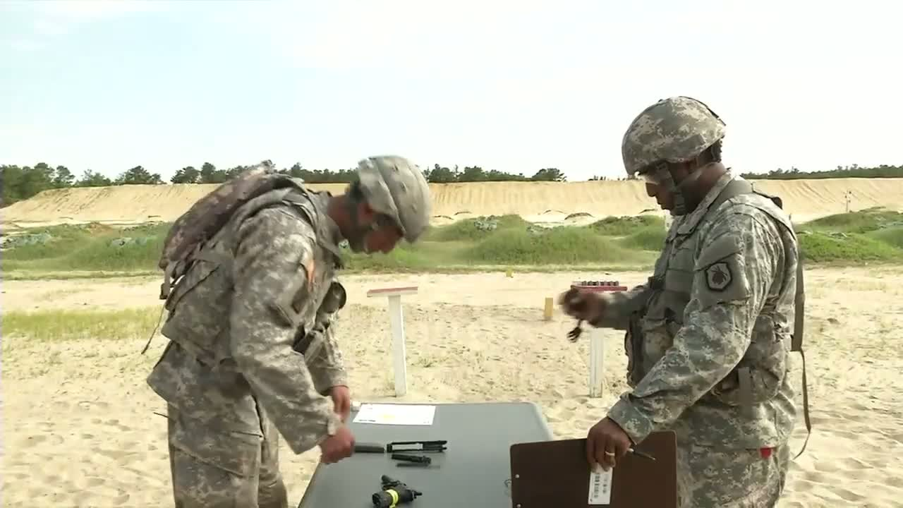 DVIDS - Video - 2014 Army Reserve Best Warrior Competition