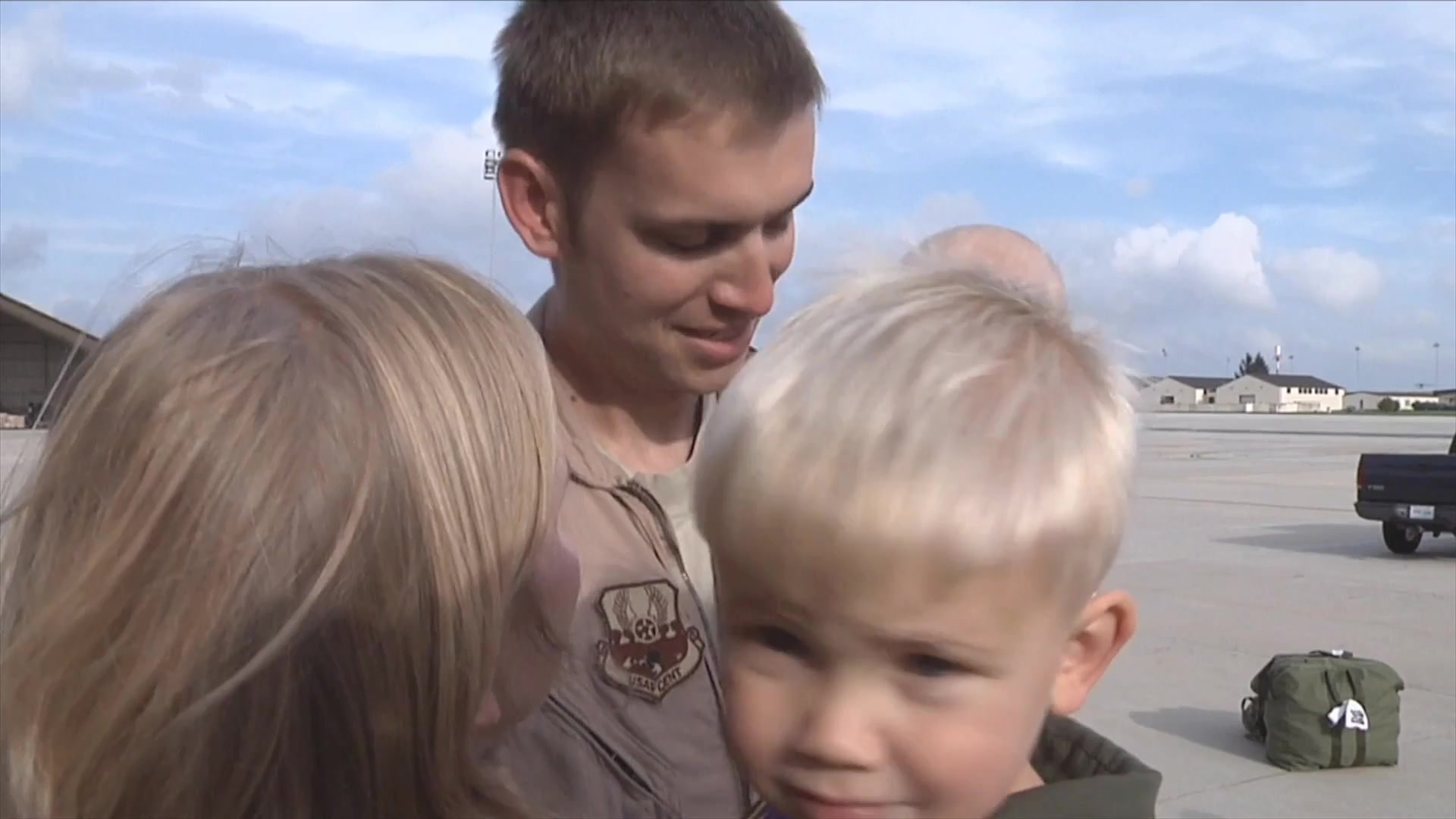 Nobody understands the term sacrifice more than Air Force family members. This video highlights environments our families deal with on a daily basis and allows you to reflect on those moments that are bigger than oneself.