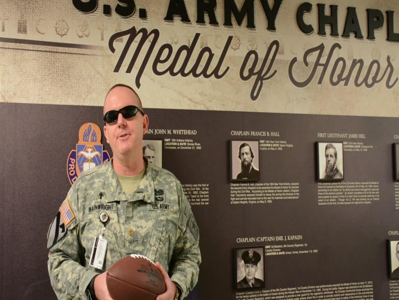 US Army Chaplain Corps Go Army! Beat Navy!