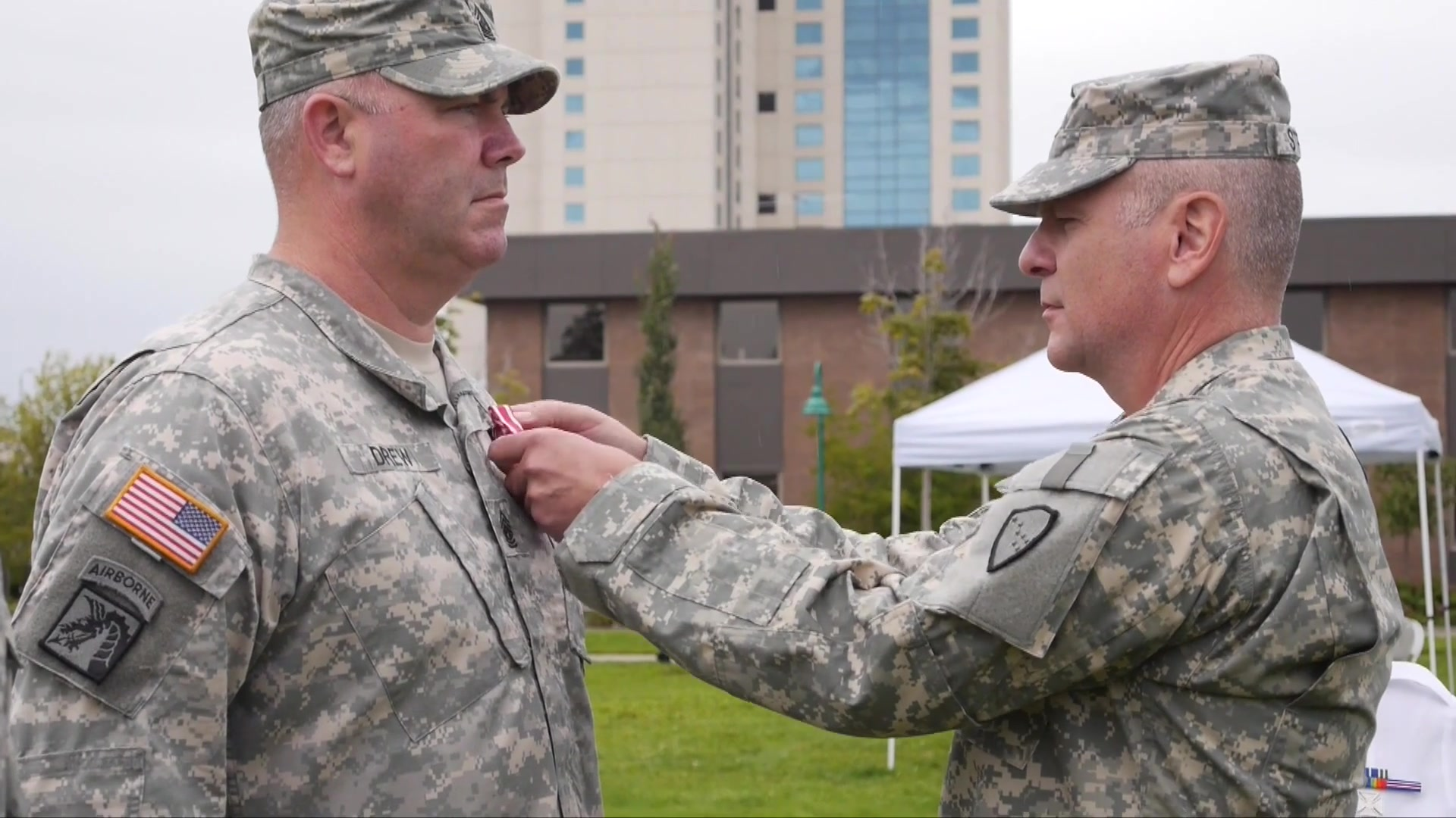 Army color casing ceremony script - Dvids Video B Roll Alaska National Guard Marks Historic Landmarks In Downtown Anchorage