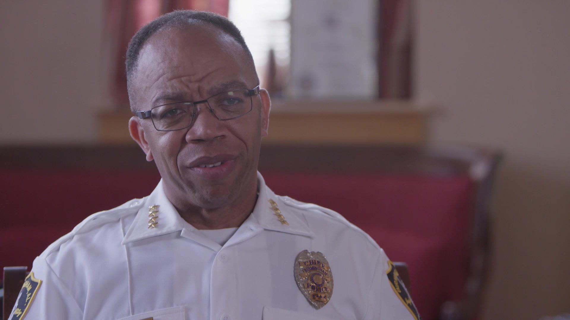 U.S. Army Reserve Maj. Gen. A.C. Roper currently serves as deputy commanding general of U.S. Army Reserve Command. In this 2016 video, the then-commanding general for the 80th Training Command (TASS) and chief of police for the Birmingham Police Department (AL) Major Crimes, discusses the importance of goals and how the Army Reserve has taught him leadership skills to be successful in both his military and civilian career.