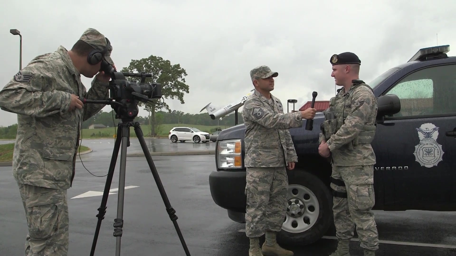 Promotional video of the Air Force Credentialing Opportunities Online program.  Created by the ANG Training and Education Center Television unit (TECTV).
