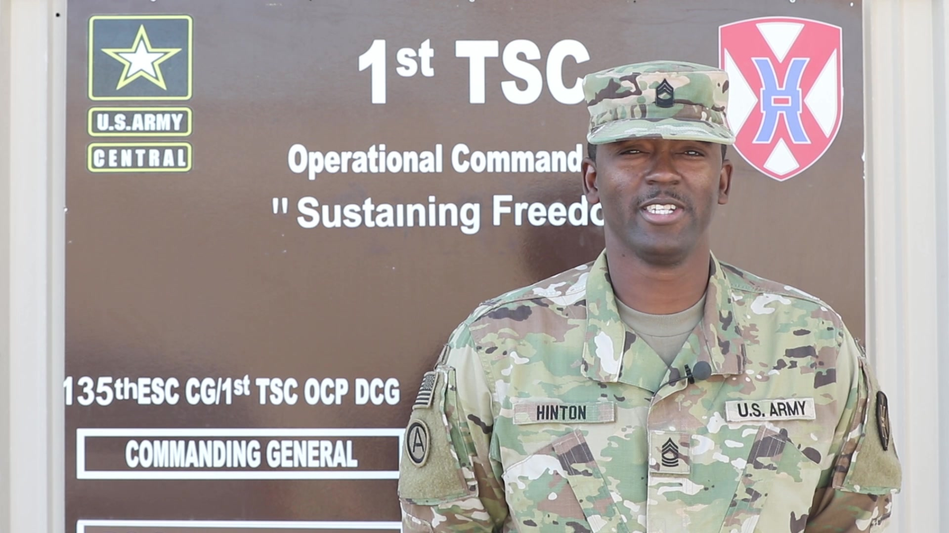 Dvids 135th Expeditionary Sustainment Command
