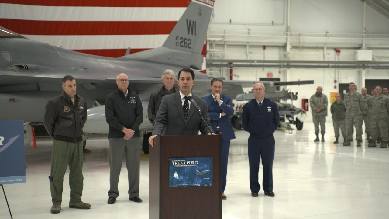 DVIDS - Video - Truax selected as preferred location for F-35