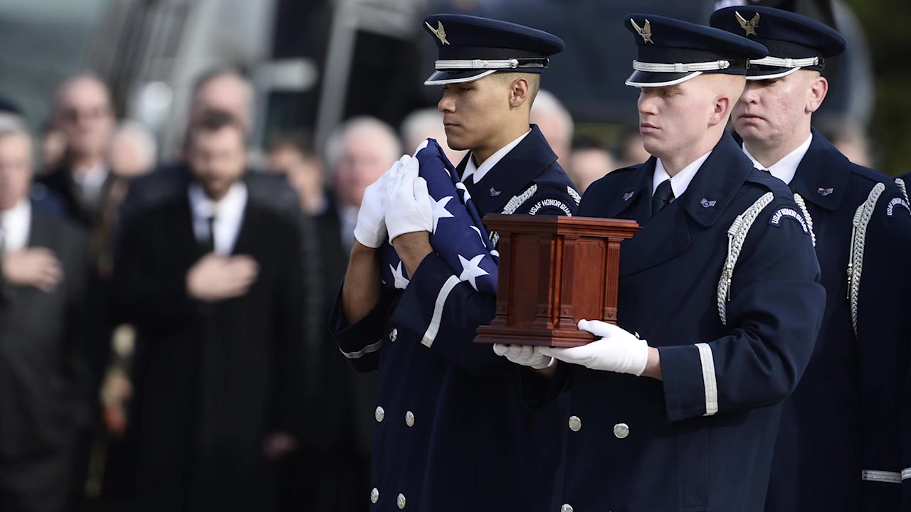 To honor with dignity is the motto the Honor Guard follows. Two of Goodfellow Air Force Base's Honor Guard team express why the Honor Guard plays such an important role.