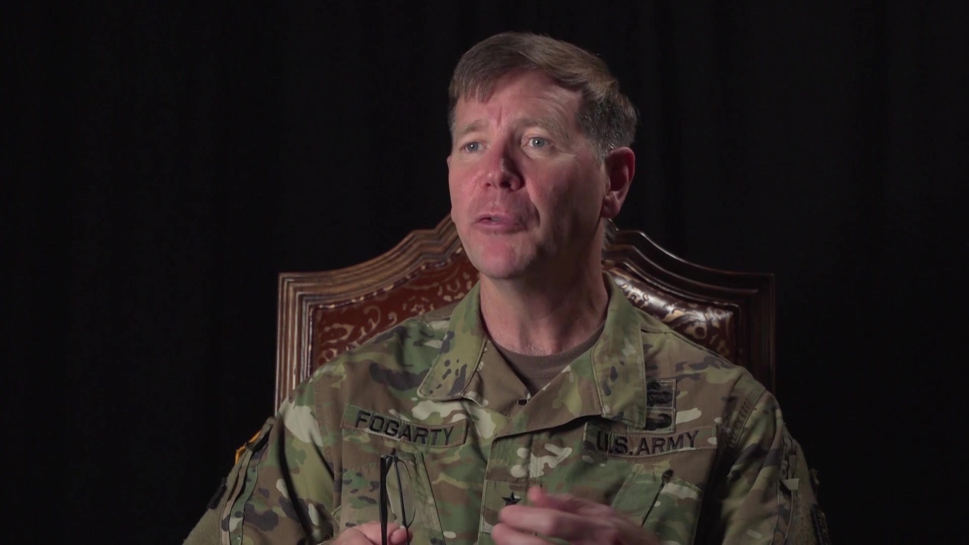 Senior Leaders meet to discuss National Guard's role in cyber warfare at Cyber Shield 18 video