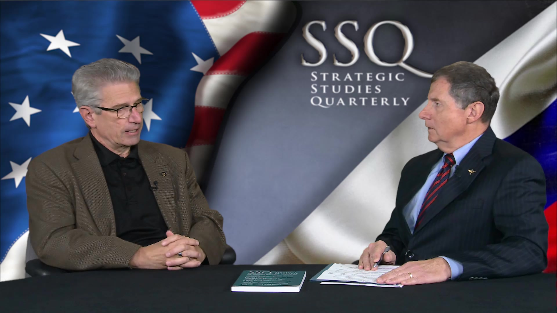 Michael Guillot,  editor of SSQ Journal interviews Dr. Conversino a member of Air University Faculty on the subject of U.S. and Russia relations.