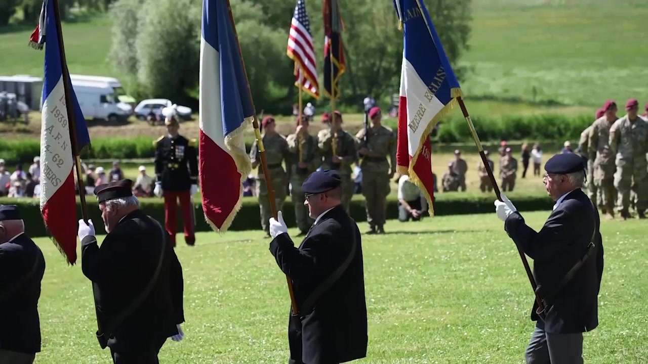 U.S. service members from 20 units in Europe and the United States are participating in events in almost 40 locations throughout the Normandy region of France as part of Joint Task Force Normandy 74.