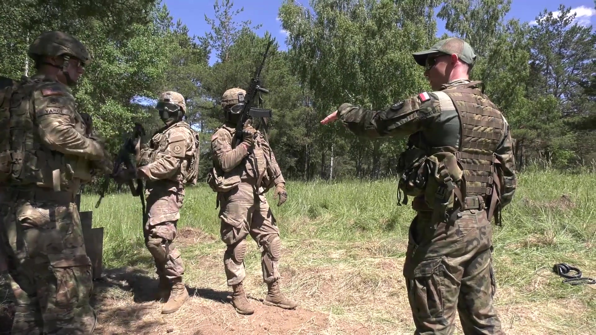 US Army Combat Engineers • Bridge Building Exercise • Time-Lapse