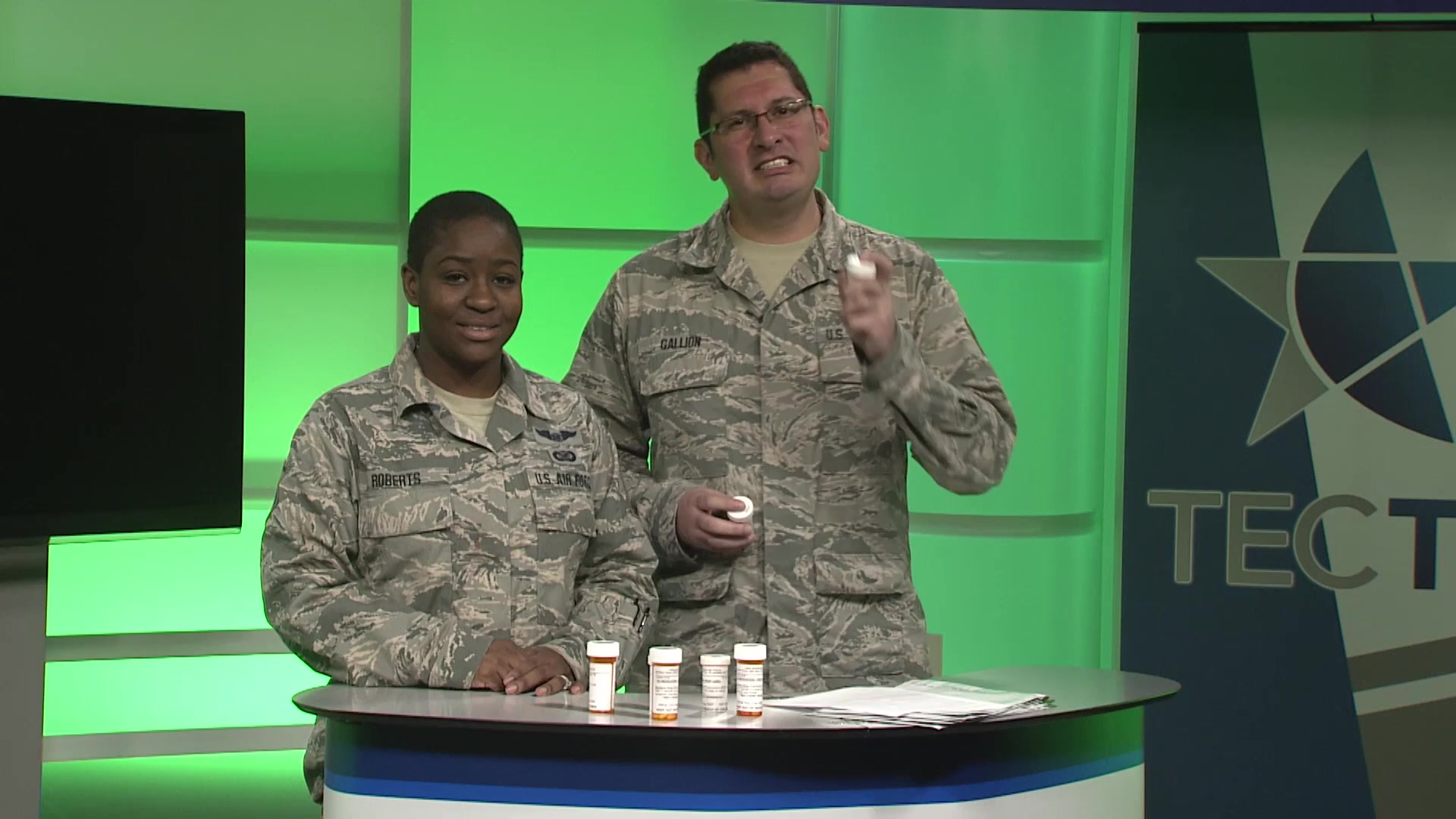 DRUG TAKE-AWAY BAG PROGRAM Infomercial