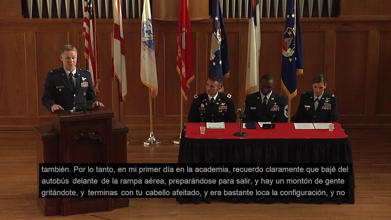 """Esta es la serie de lecturas """"Hap Arnold"""" con subtítulos en español."""