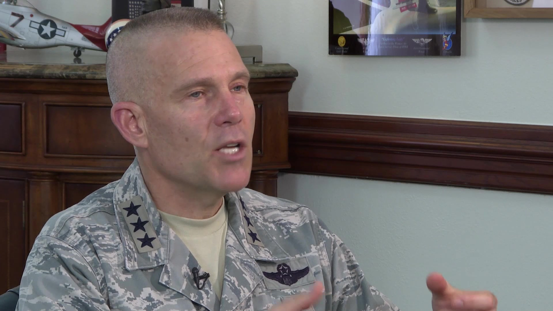 STATE OF AETC: Check out how Lt. Gen. Steve Kwast, commander of Air Education and Training Command, views failure as an opportunity to discover new ways to tackle problems!