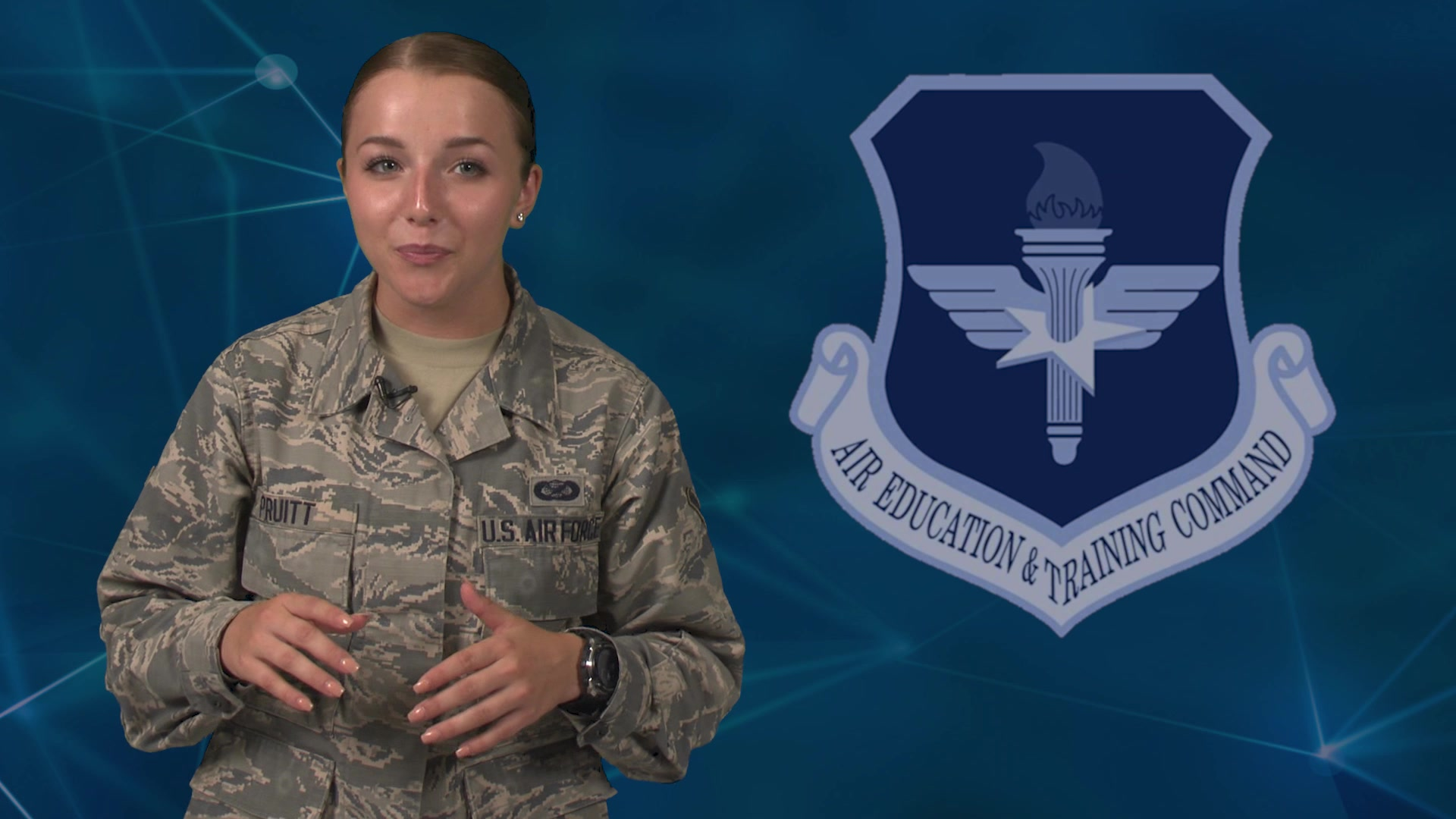 Air Education and Training Command is reimagining the way Airmen learn through the Continuum of Learning, a paradigm shift in education, training and the capitalization of experiences.   This video explains competency based learning.