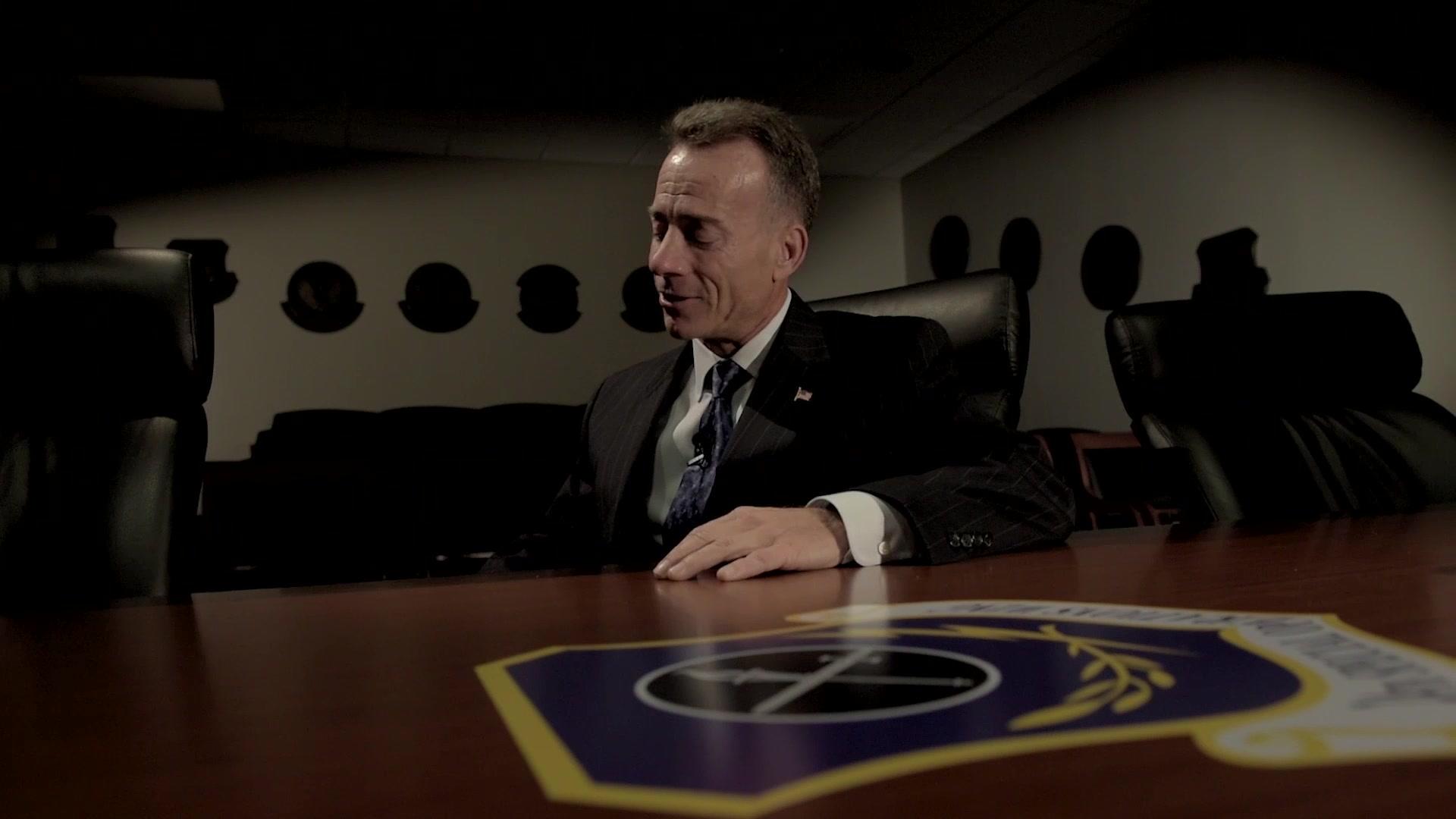 Feature video about Air Force Tech. Sgt. John A. Chapman.