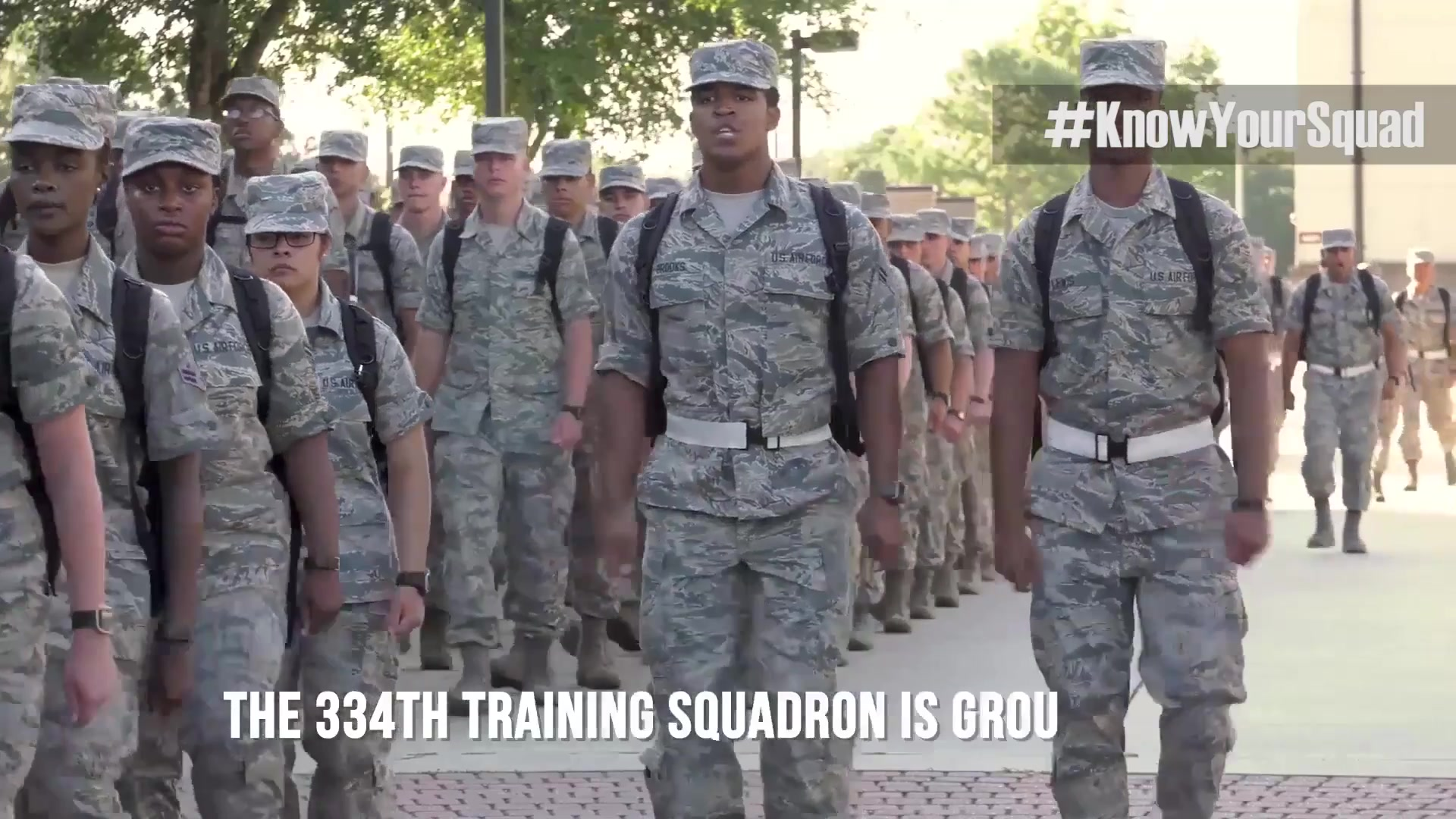 The 334th Training Squadron is responsible for training various components of the command and control functions within the Air Force. They are a vital step in developing the U.S. Air Force's advanced capabilities.