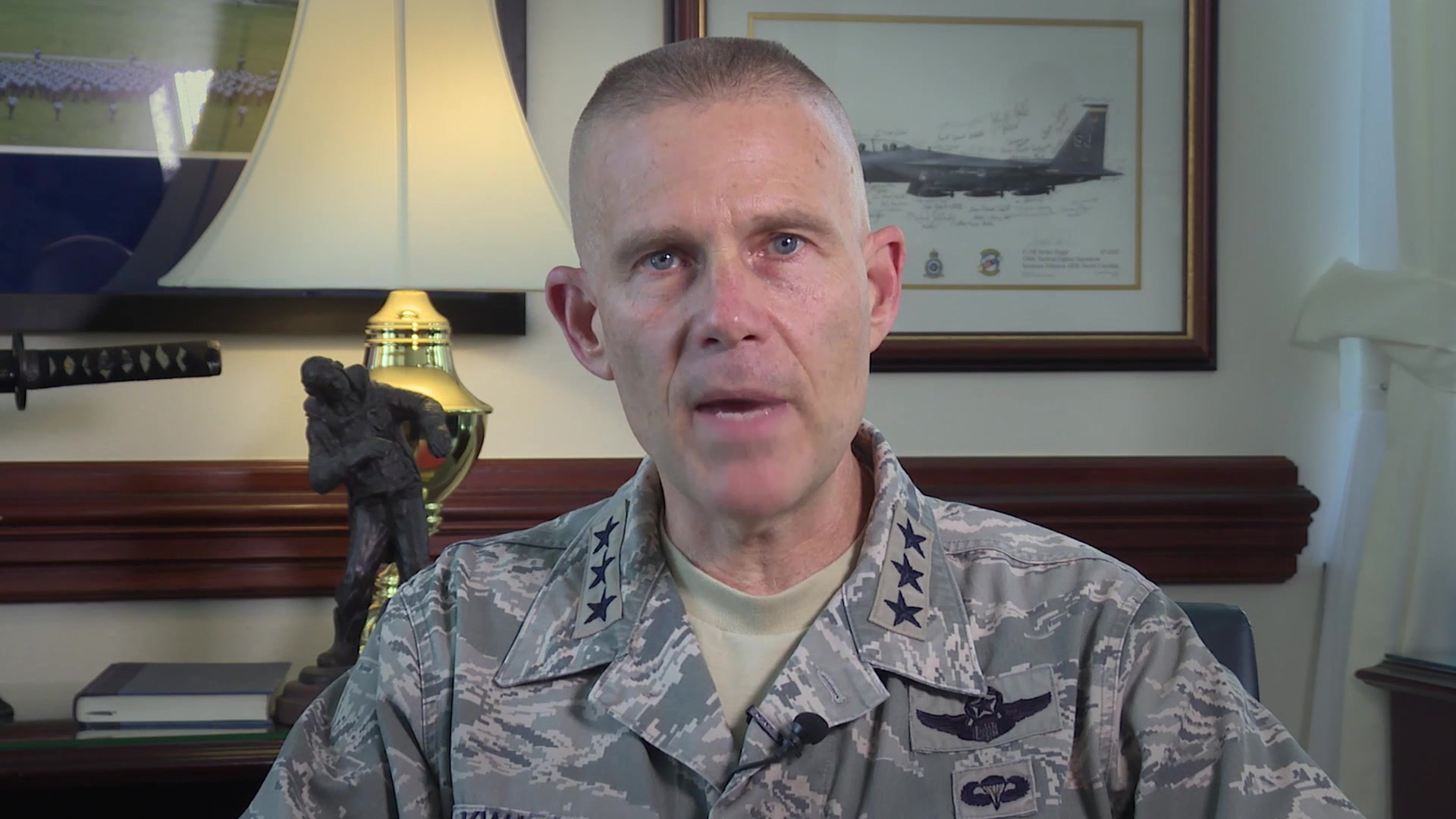 Changing Paradigms... Teach them how to do a job in the context of a mission   Check out the latest Commander's Intent video from Lt. Gen. Steve Kwast where he discusses the importance of communicating with purpose