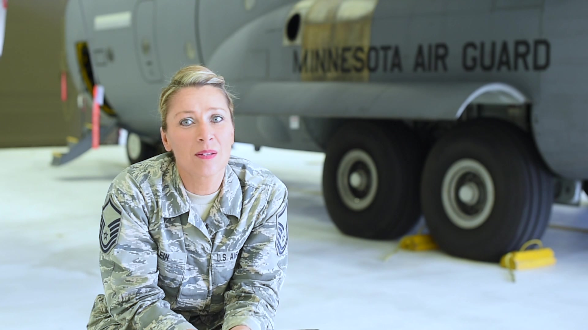 MSgt Heather Klein shares her story of how the DPH from the 133AW helped her through a difficult time.