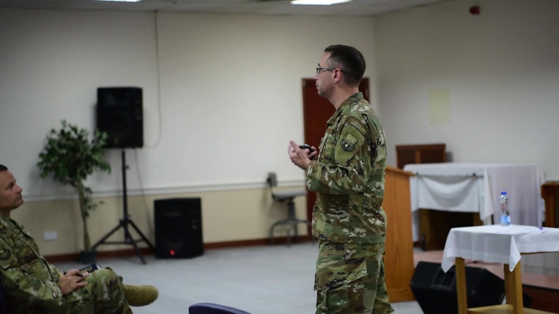 This I Am the Mission features Chaplain Williams! He shows us how the Chapel helps Airmen carry out the mission with multiple options to improve morale and encourage resiliency. Check it out in our video!