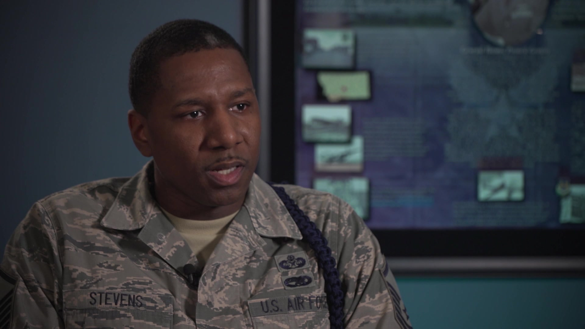 Through the telling of first-person stories, Air Force Materiel Command shares the impact of mentoring as part of the command's mentoring awareness efforts. This interview with Master Sgt. Michael Stevens, USAFSAM Military Training Flight Chief, shares his perspectives on the importance of mentorship.