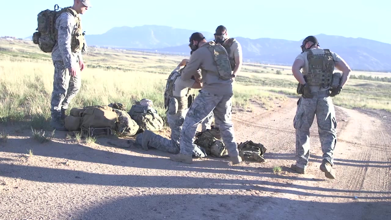 The Manzano Challenge is designed to test, hone and build upon combat skills Defenders are taught throughout the year, said Tech. Sgt. Roderick Miller, 377th WSSS Bravo Flight assistant flight chief and project lead for the 377th SFG Manzano Challenge.