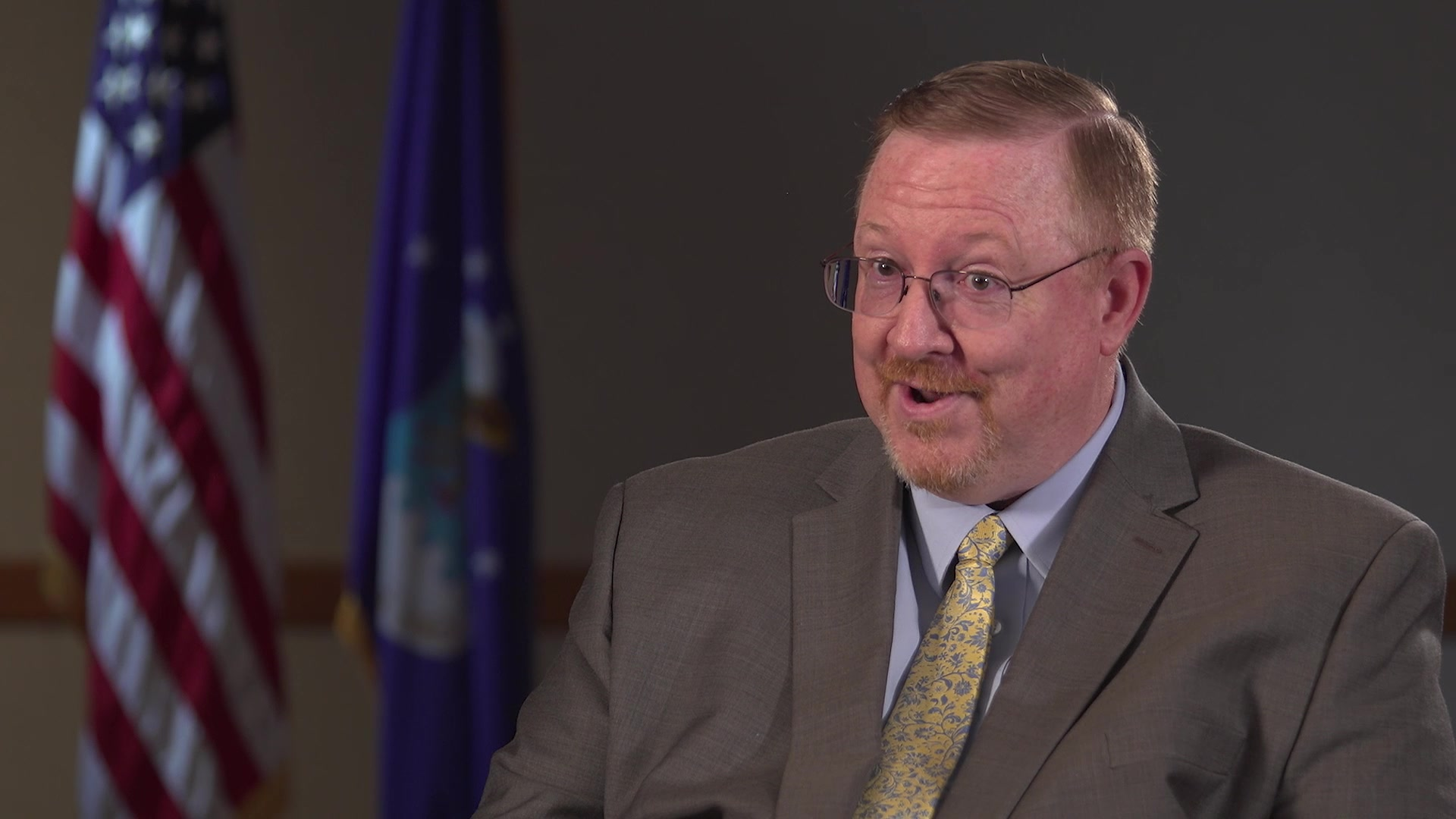 Terry Edwards, Director, Air Force Civil Engineer Center, Joint Base San Antonio-Lackland, Texas, shares his perspectives on the importance of mentorship, Wright-Patterson Air Force Base, Ohio, Nov. 14, 2018. Air Force Materiel Command shares the impact of mentoring through first-person experiences from its leaders. (U.S. Air Force Video by Airman 1st Class Emily Woodring)
