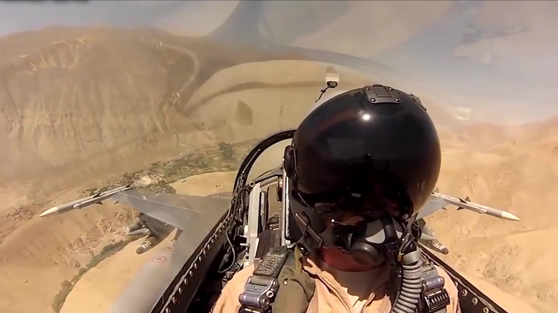 Air Force Reserve Commander, Lt. Gen. Richard Scobee talks about resiliency to Reserve Citizen Airmen