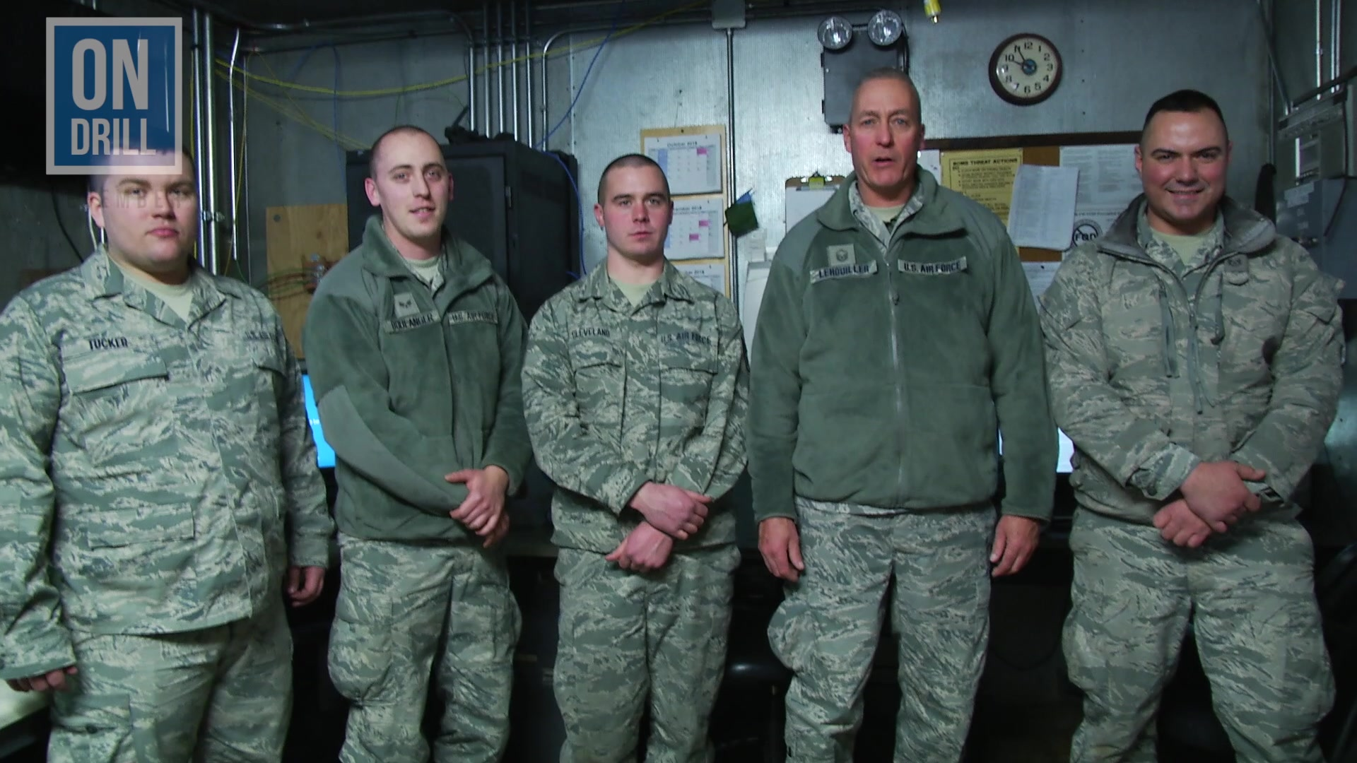 From the 158th Fighter Wing, we wish you the best this Holiday Season. Enjoy this Holiday edition of On Drill!