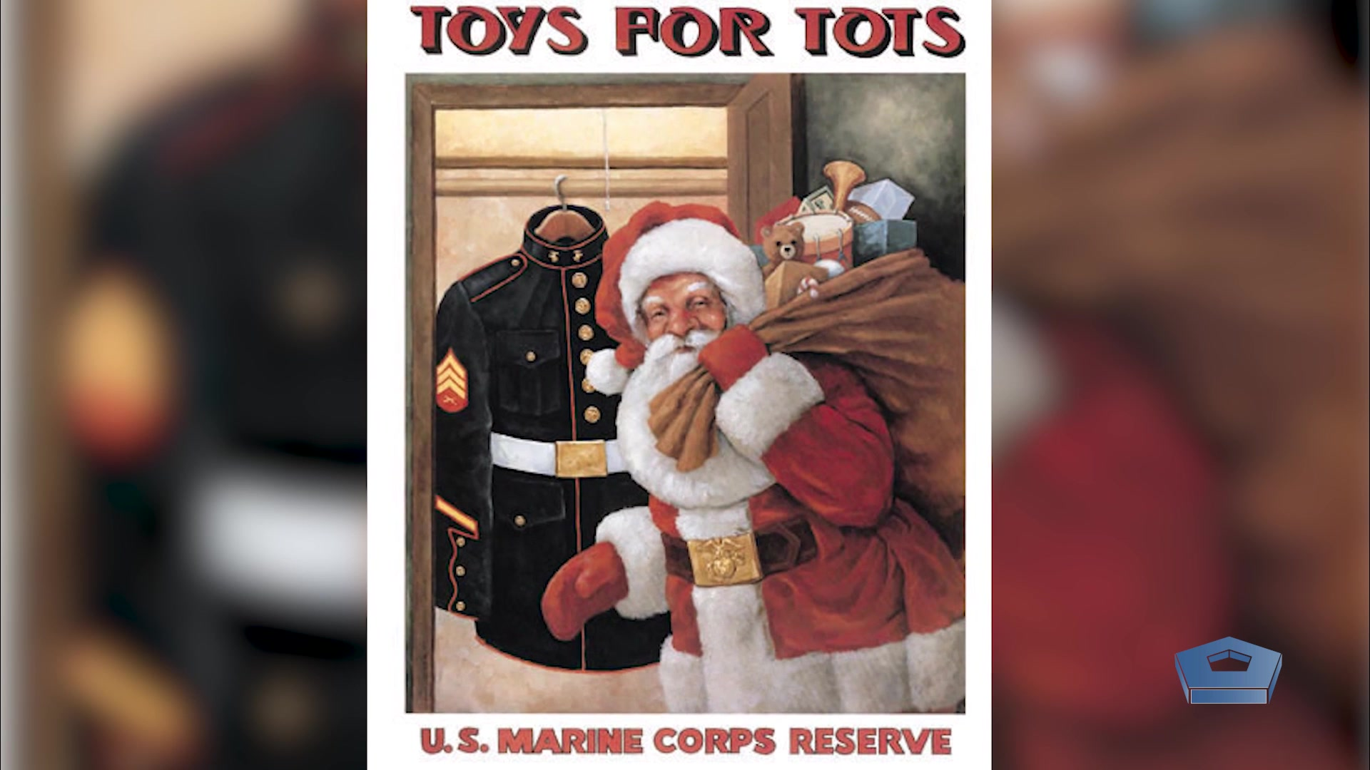 A short history of the Toys for Tots program.