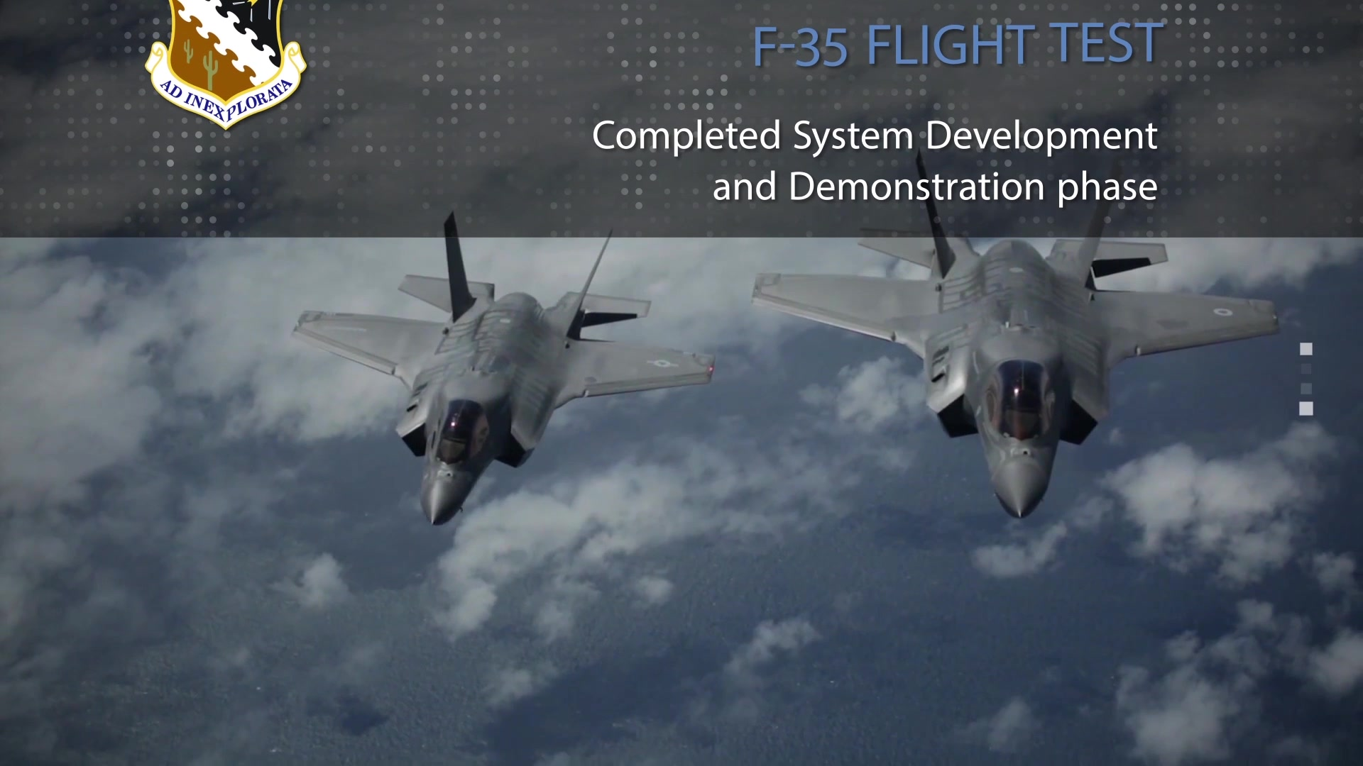 home page of air force materiel command