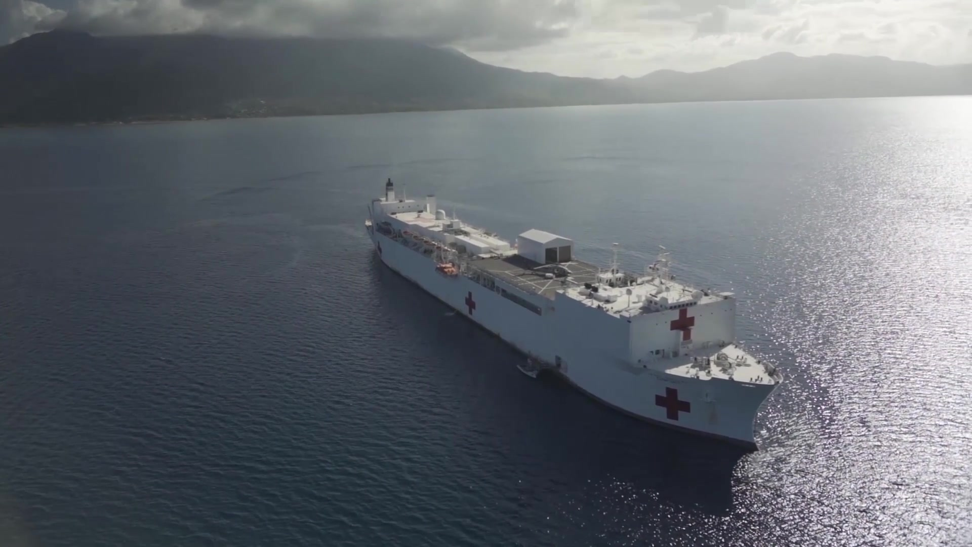 in depth inside look at hospital ship mission in honduras