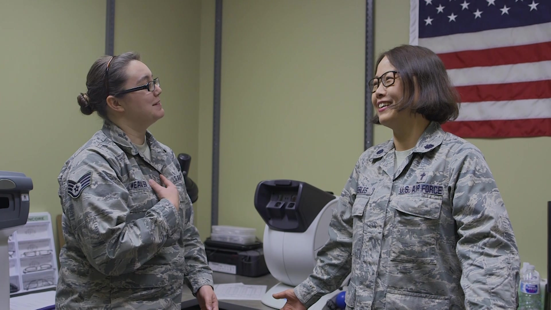 Airmen from the 181st Intelligence Wing have a unique mission that can add to holiday stress. Learn how Air National Guard chaplains help Airmen.