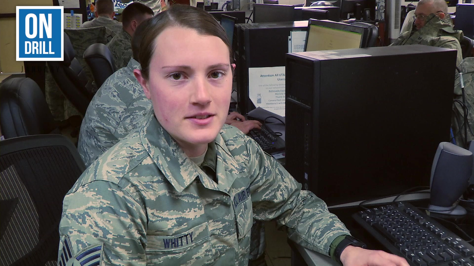 """Check out the January edition of our news series called """"On Drill."""" It provides highlights of what the 158th Fighter Wing, Vermont Air National Guard accomplished over a drill weekend. This drill, we asked Airman about what they are looking forward to in 2019."""