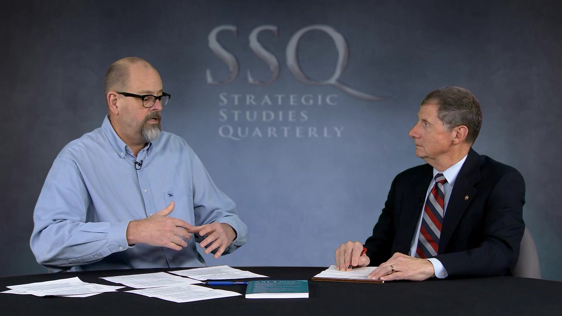 """Dr. Everett Dolman presents his views on the challenges and opportunities offered by a proposed U.S. Space Force"" to Strategic Studies Quarterly, SSQ."