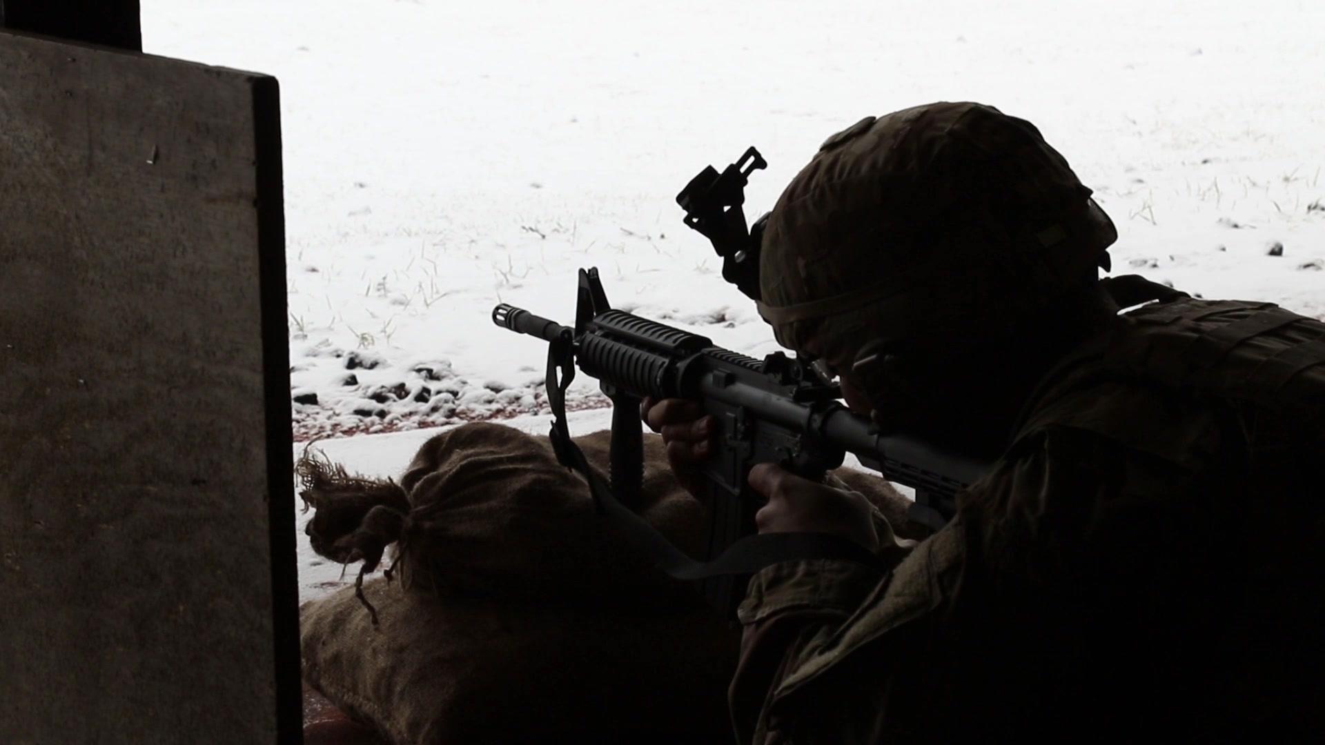 361st Civil Affairs Brigade Trains on Warrior Tasks