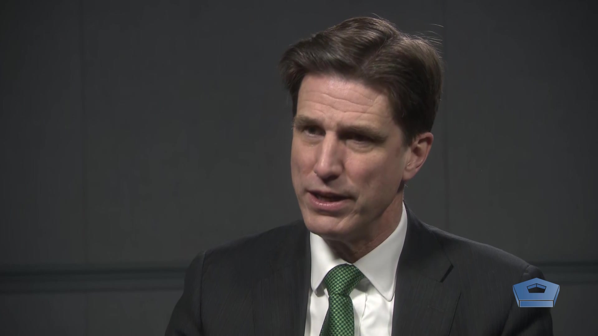 Dana Deasy, DOD's chief information officer, talks about the DOD Cloud Initiative and what it means for today's warfighter.