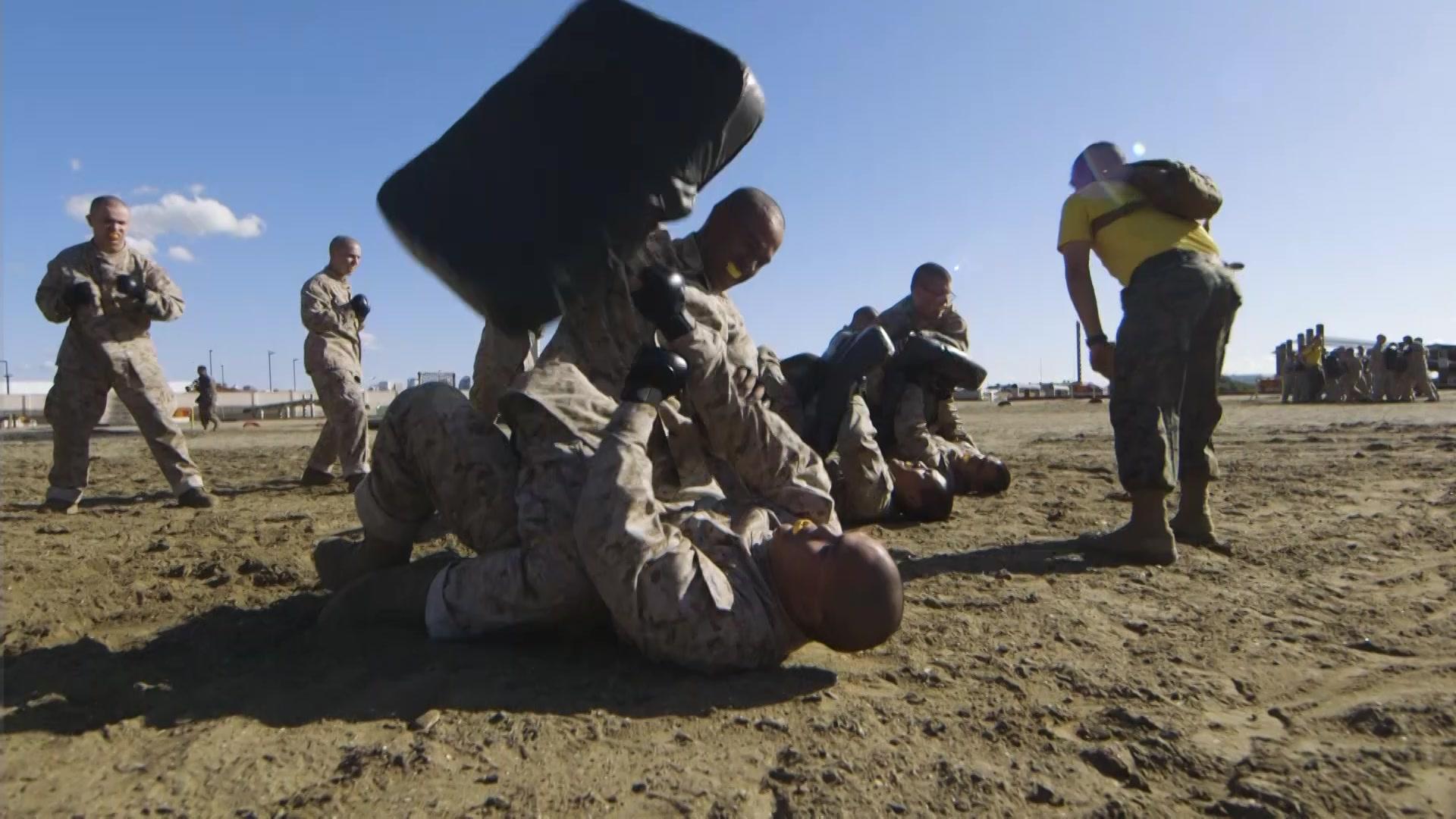 U.S. Marine Combat Conditioning (US Army Survival)