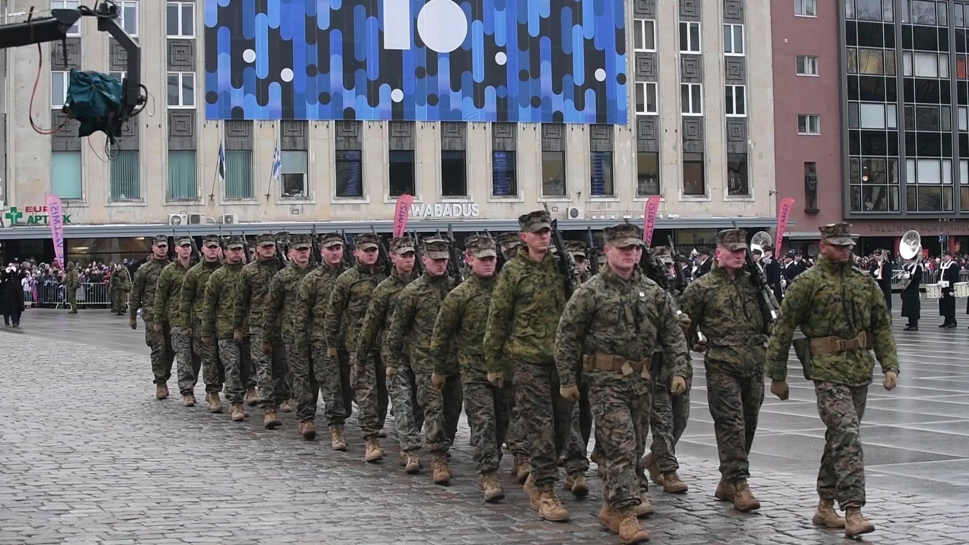 DVIDS - Video - Estonia Independence Day Parade 2019 (TV