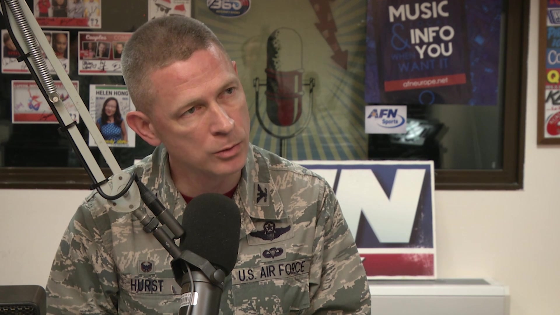 Asking for help is hard. Our Wing has your back. Listen to Col. Britt Hurst, 39th Air Base Wing Commander, talk about some of the agencies you can go to and the importance of taking care of yourself, so you can take care of your fellow wingmen and the mission.