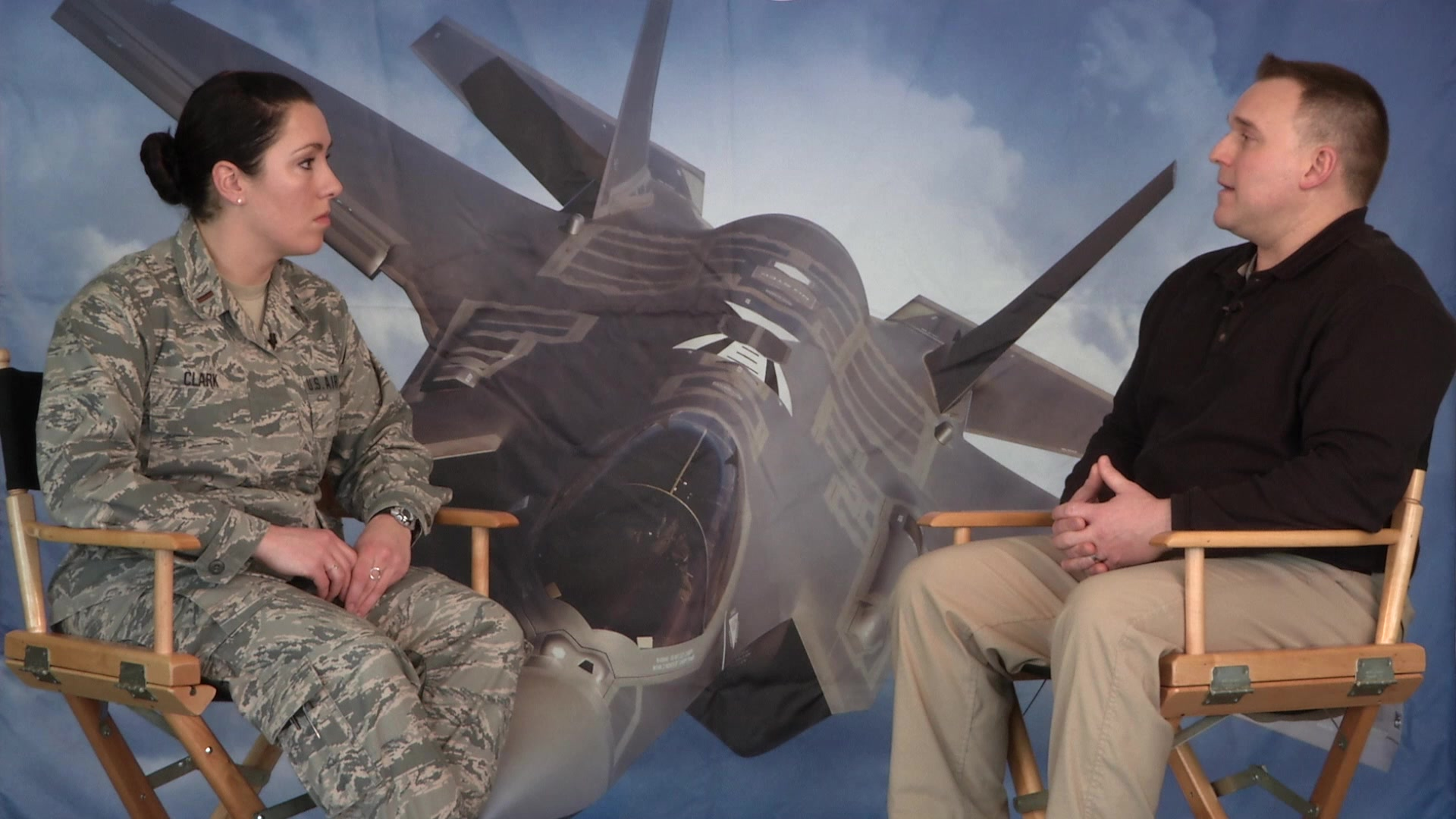 Thank you for joining us again on Between 2 Frames. Today we are looking into the Vermont Air National Guard's robust environmental plan for the F-35 Lightning II.