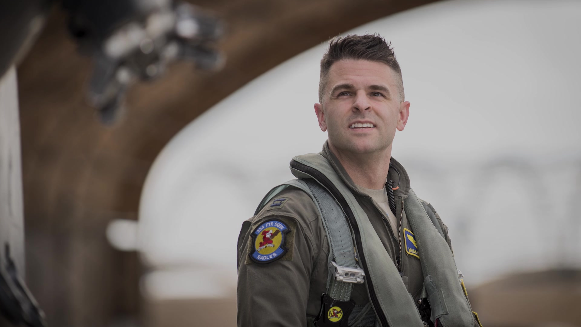 United States Air Force Captain James Reasner is an Indianapolis native and an F15E Weapons Systems Officer at Seymour Johnson AFB, North Carolina. 