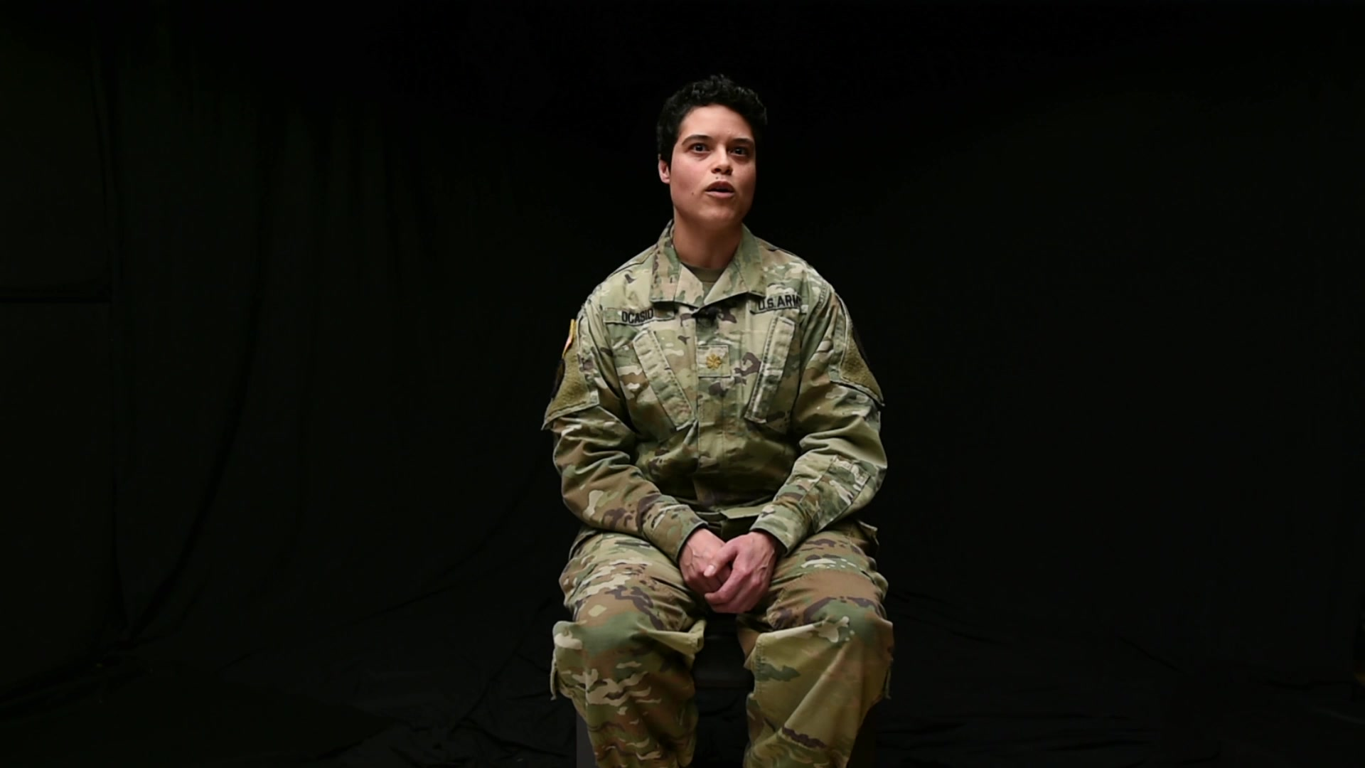 "Maj. Saphira Ocasio, with the 200th Military Police Command, shares her personal story about how a struggle with her sexual identity brought her face-to-face with thoughts of suicide. This story is part of a series of videos for ""Voices of Strength,"" a campaign produced by the 200th MP Command's Suicide Prevention and Public Affairs Staff Offices. The video series offers a revamped look at suicide prevention, using real, unscripted stories of U.S. Army Reserve Soldiers involved with suicide, either through personal thoughts or attempts, the loss of a loved one, loss of a Soldier, or through the perspective of the investigative officers. The goal of these videos is to offer new content for suicide prevention training and discussion during unit training activities to reduce suicide rates across the force. These U.S. Army Reserve videos are produced by David Dummer and directed by Master Sgt. Michel Sauret, and edited by both in a collaborative effort. All interviews were filmed at the Defense Media Activity studios. For more credits, please see video credits at the end of each film."