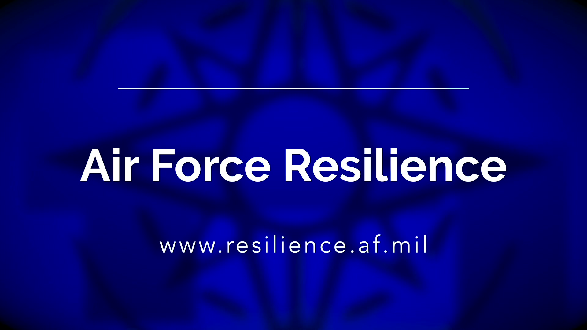 The Air Force Office of Integrated Resilience recently unveiled a new website (https://www.resilience.af.mil)  that highlights tools to help Airmen and their families thrive, and provide a culture of dignity and respect across the Total Force. These tools, including prevention, intervention and postvention lines of effort, aim to confront the challenges of sexual assault and suicide head-on, thereby developing a more resilient force.
