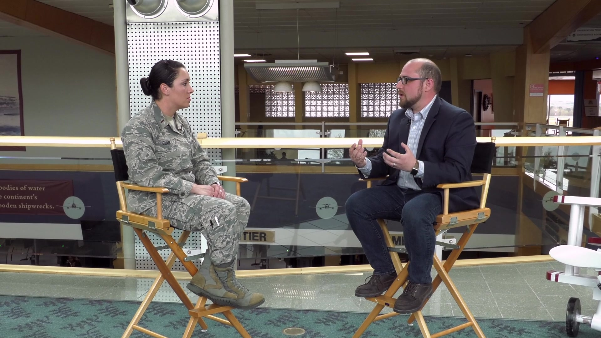 Today on Between 2 Frames we talk with Nic Longo, the Deputy Director of Aviation at BTV, on the relationship with the Vermont Air National Guard as users of the Burlington International Airport.