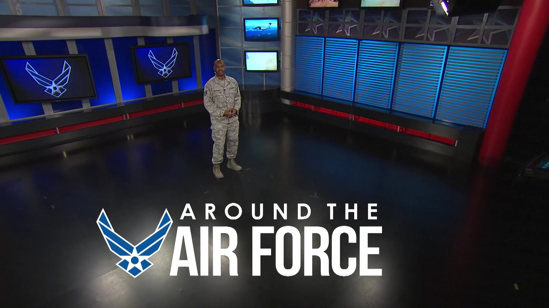 DVIDS - Video - Around the Air Force: Weather Team Airmen / Avionics