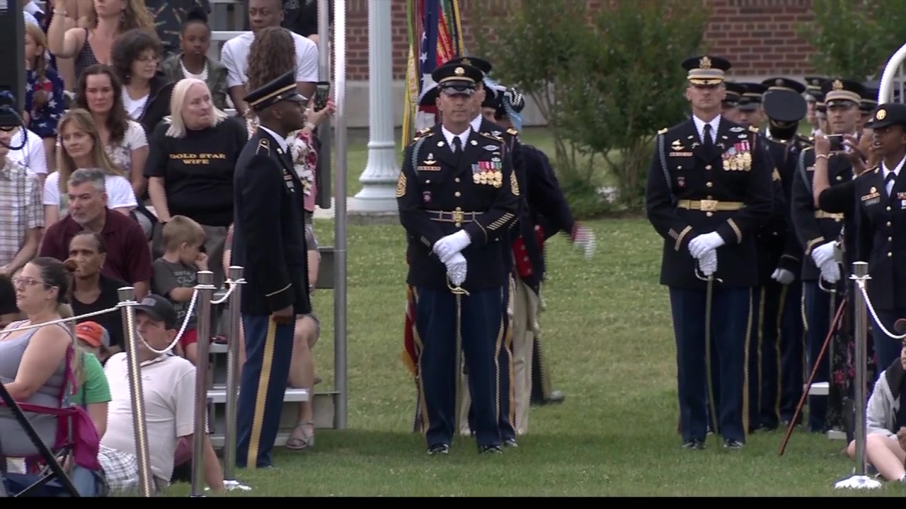 DVIDS - Video - The US Army's Twilight Tattoo hosted by Chief of