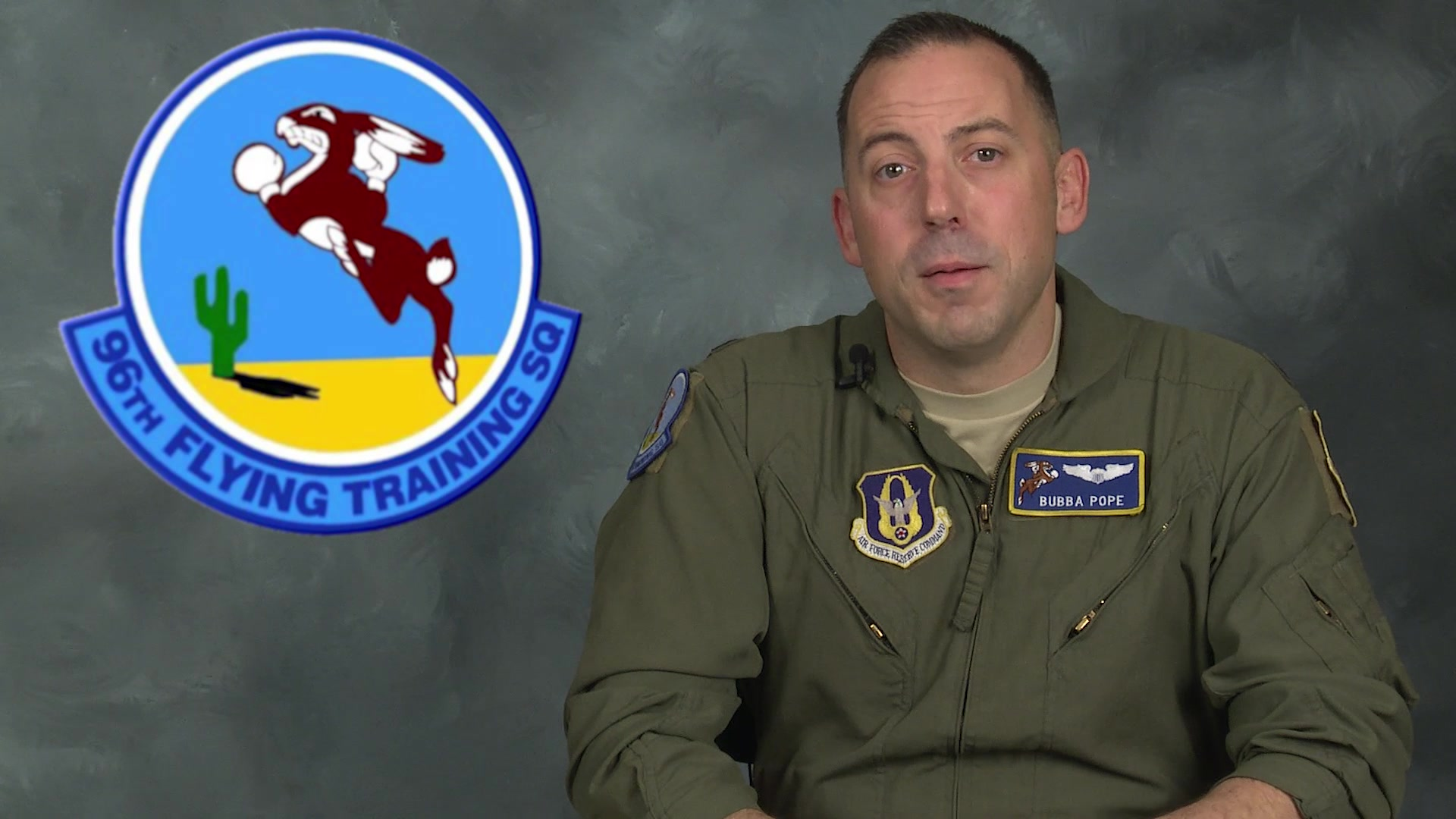 96th Flying Training Squadron director of operations explains how the squadron attracts highly-experienced instructors, and how support for every aspect of those instructs' lives enables them to focus on their students.