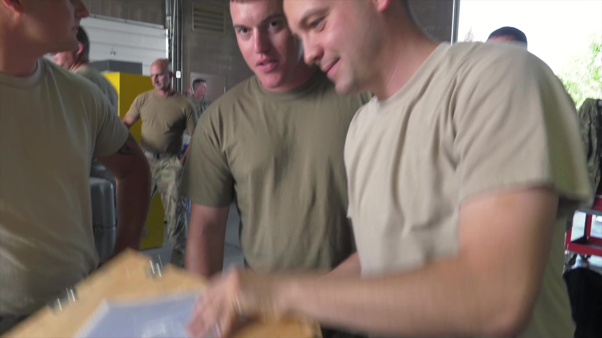 The Green Mountain Boys at the 158th FW are gearing up for a busy and exciting fall.