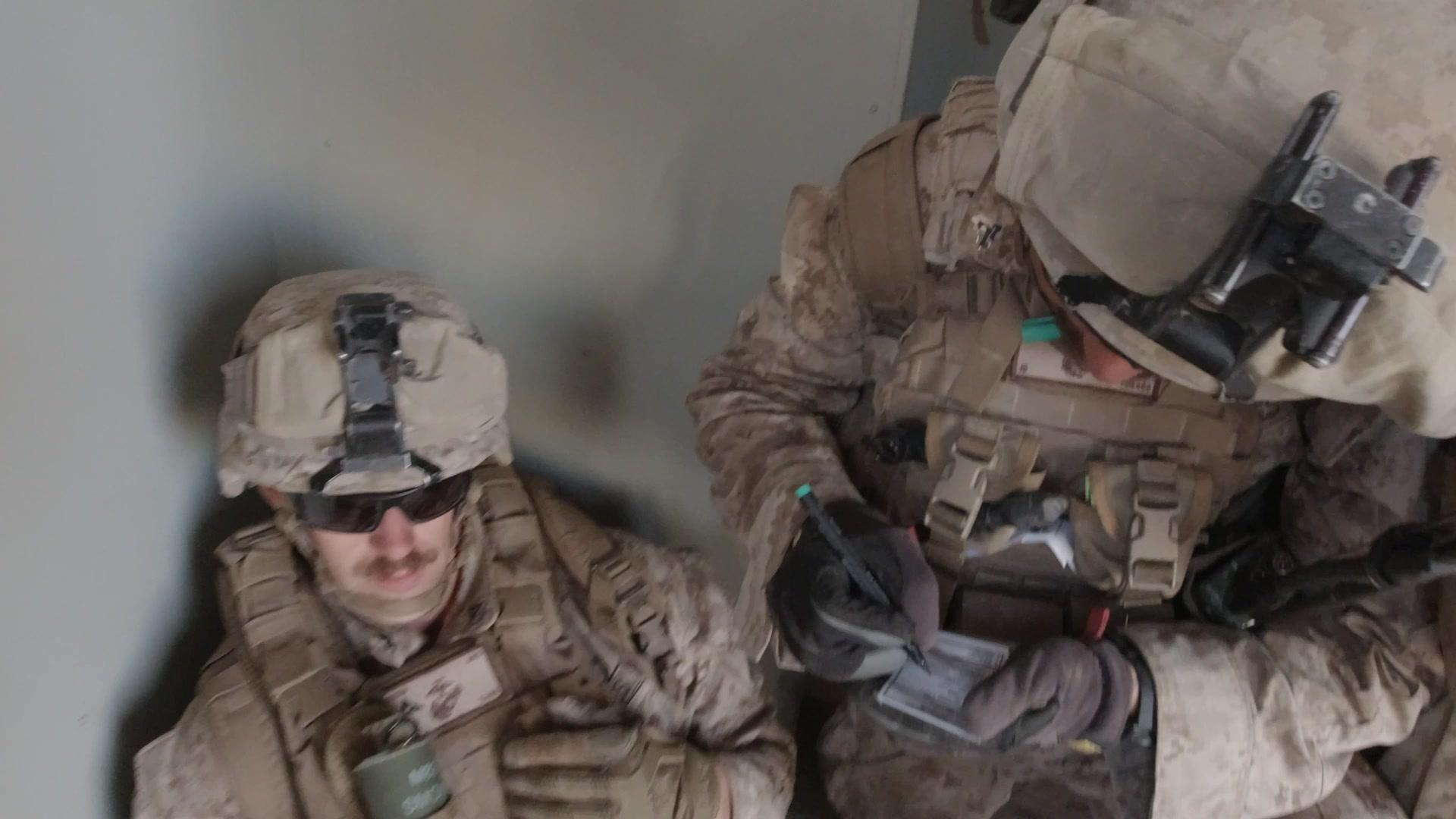 Combat Footage Afghanistan